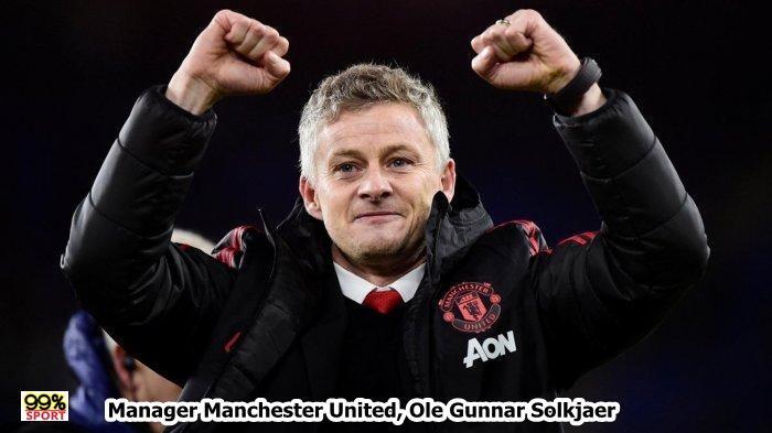 Manchester United Optimis Kalahkan Man City