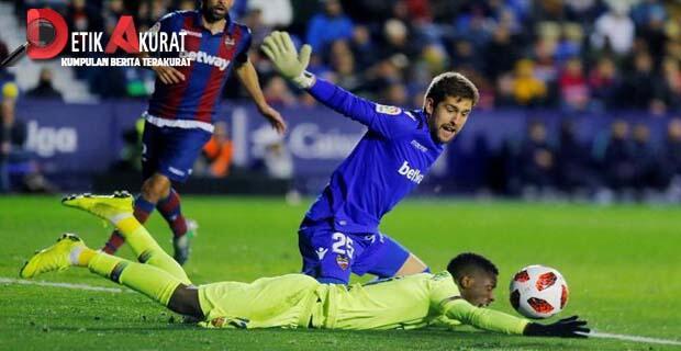 Barcelona menelan Kekalahan Tanpa Lionel Messi
