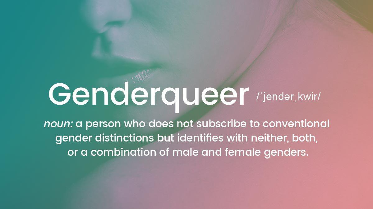 Mengenal Genderqueer, Identitas Gender Selain Pria dan Wanita.