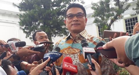 Moeldoko Bilang Kantor Prabowo - Sandiaga Ganggu Pemandangan, Dahnil Kesal