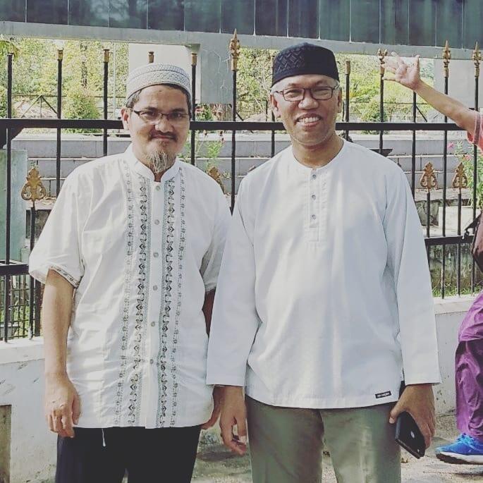 Jonru Foto Bareng Buni Yani&Tulis Harapan Soal Presiden