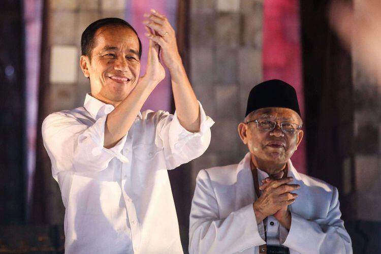 Charta Politika: Elektabilitas Jokowi dan Prabowo Stagnan