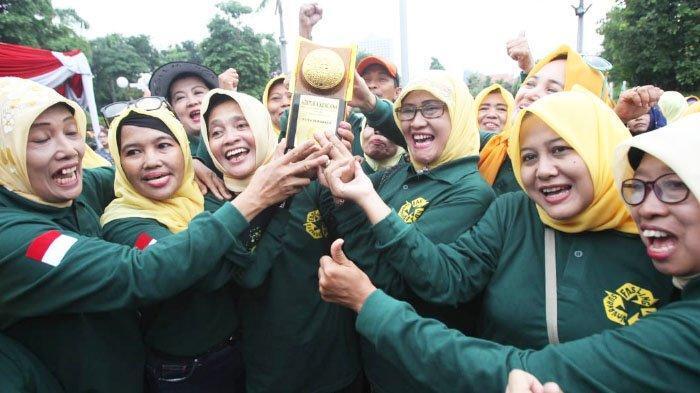 Surabaya Isok Gerakno Ekonomi Warga