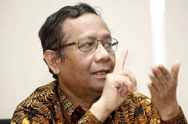 Mahfud: Jokowi-Ma'ruf Lebih Unggul