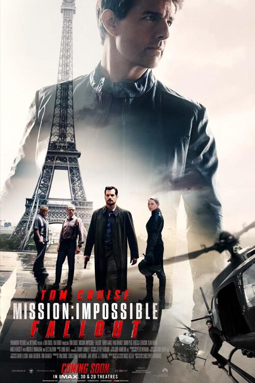 Mission Impossible (Fallout) - Walau Durasinya Lama, Tapi Bikin Betah dan Nagih