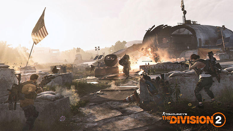 [Official Thread | IDC] Tom Clancy's The Division 2 | History Will Remember