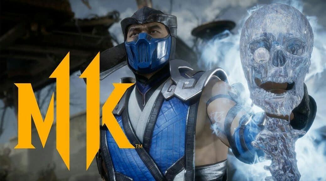 Mortal kombat 11 !!! Karakter Baru Dan Mekanisme Game Baru
