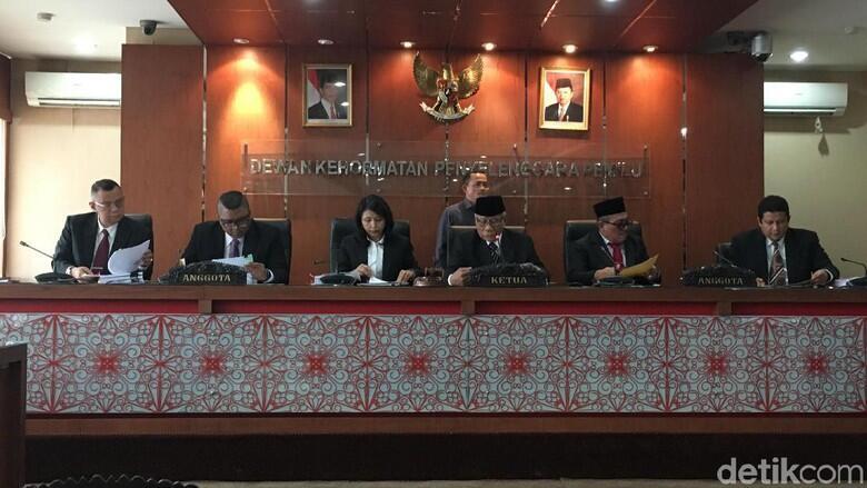 Pengurus Gerindra yang Jadi Anggota KPU Tangsel Sembunyikan Data