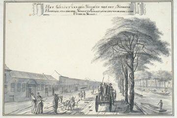 Zaman VOC Penyebab Kemacetan Akan Dikenakan Denda