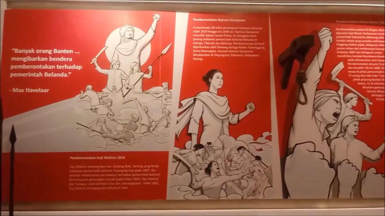 Weekend ke Rangkasbitung: Museum Multatuli