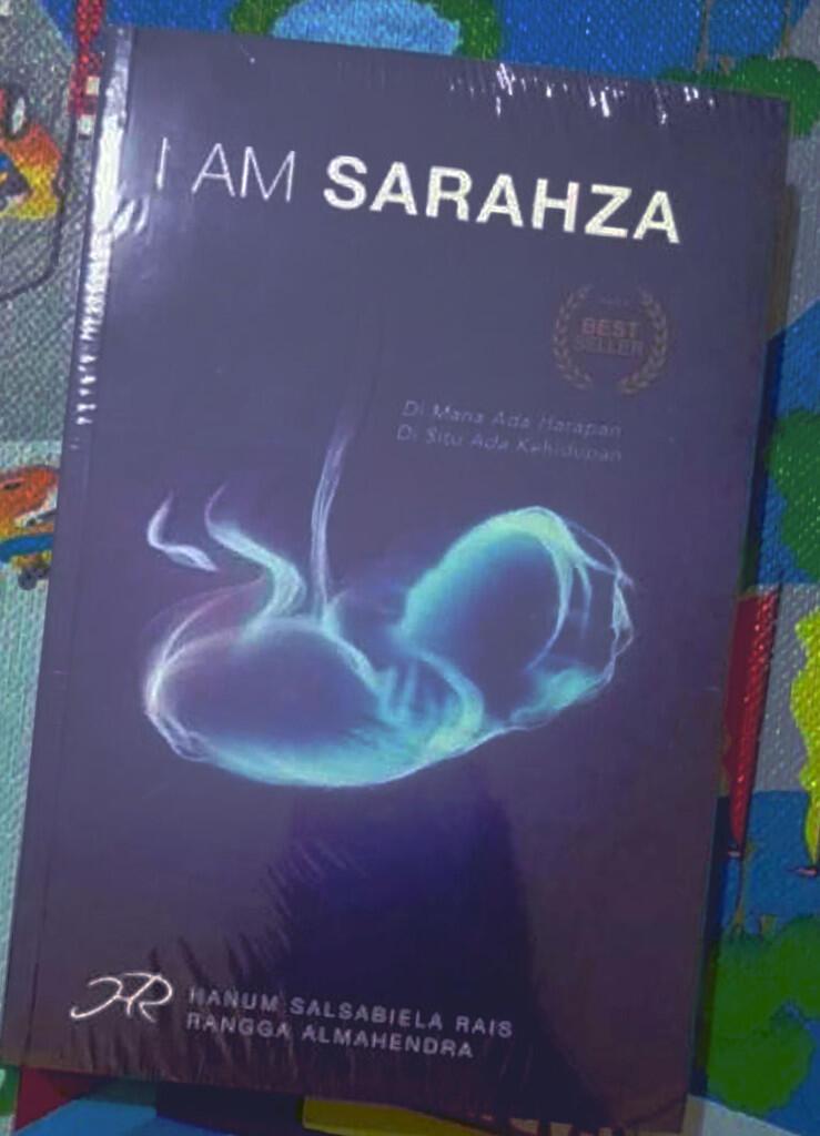 [Review Novel] I am Sarahza: Ada Harapan, Maka Ada Kehidupan