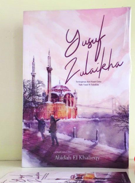 Buku Terbaru yang Aku Baca: Yusuf Zulaikha