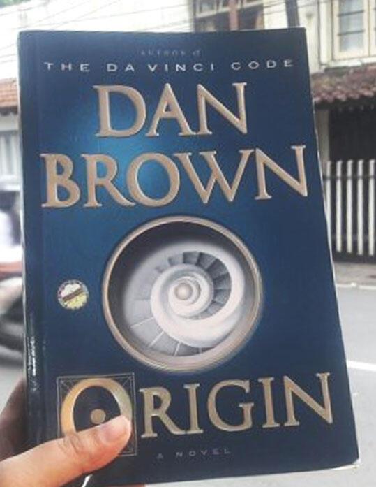 [Review] Origin karya Dan Brown