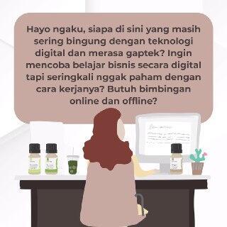 Buat anda yang ingin memulai berbisnis Online atau yang ingin mengembangkan