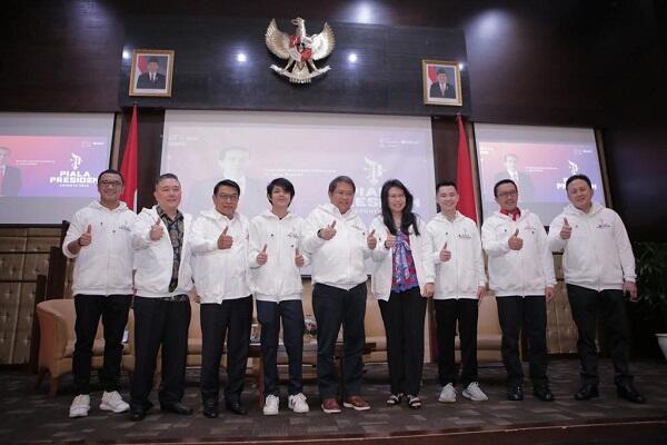 Piala Presiden Esports 2019, Kompetisi dari Pemerintah untuk Gamer Indonesia