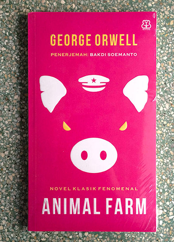 [Book Review] Animal Farm by George Orwell