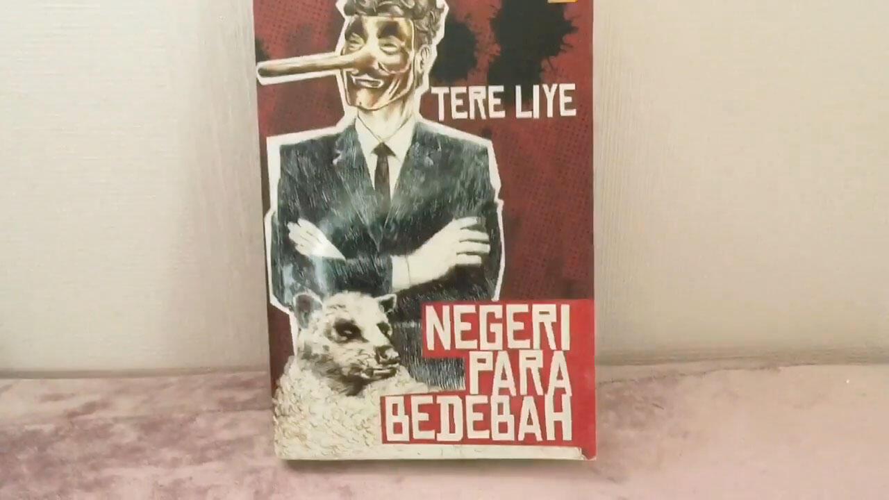 Review Novel: NEGERI PARA BEDEBAh Karya Tere Liye