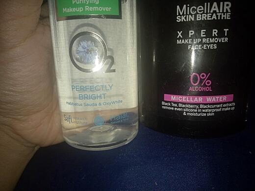 Perang Micellar Water Safi vs Nivea MicellAir Skin Breathe Expert, Bagus mana?