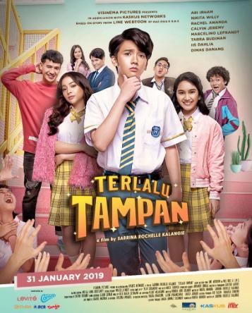 [UPDATE} Pemenang FR Competition Nobar Film Terlalu Tampan Bersama Kaskuser Malang