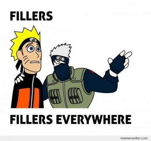 Episode Filler dalam Anime, Dibutuhkan Enggak Sih?