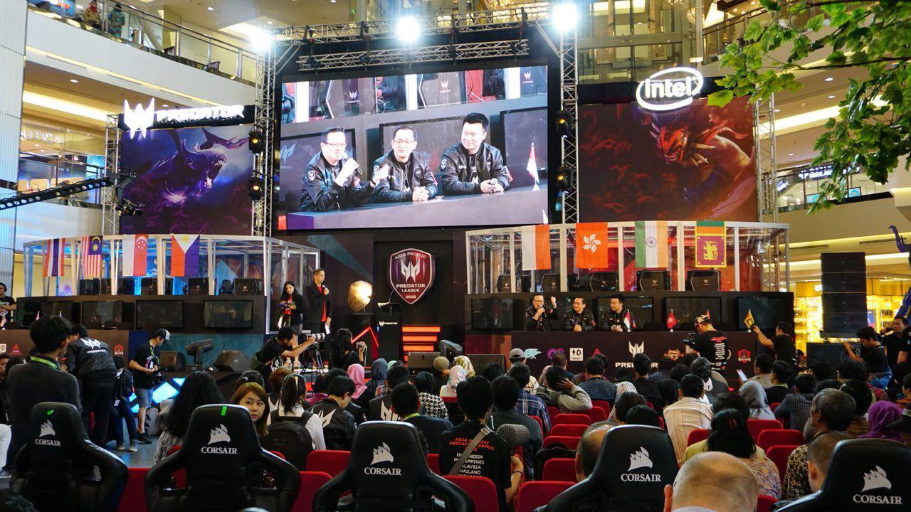 Melahirkan Banyak Gamers, Indonesia Jadi Market Bagus Untuk E – sports