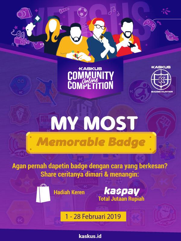 [COC] Tunjukin Badge Lo Yang Paling Berkesan Disini, Dan Menangkan Hadiahnya!