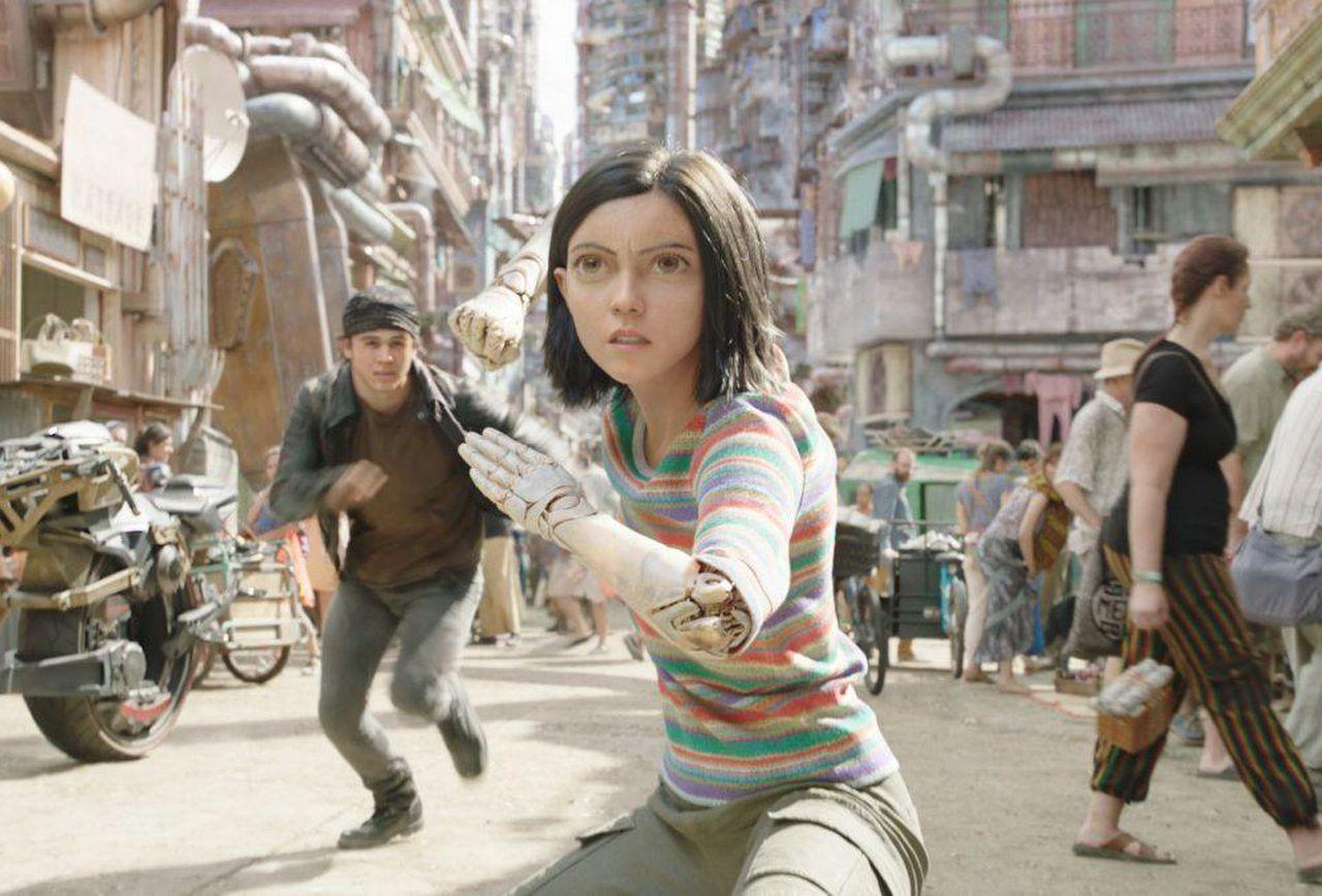 Bawa Nama James Cameron, Ini Fakta Film Alita : Battle Angel yang Super Canggih