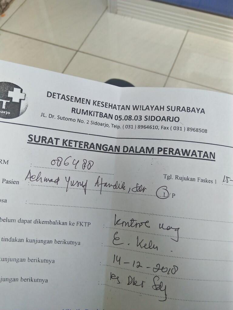 Operasi Ambeien Wasir Merubah Hidupku Kaskus
