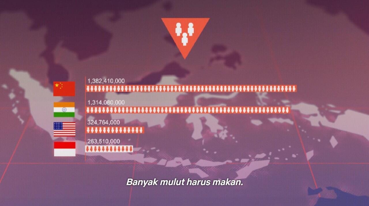 Begini Gambaran Pulau Jawa & Indonesia di Serial Animasi Carmen Sandiego Netflix