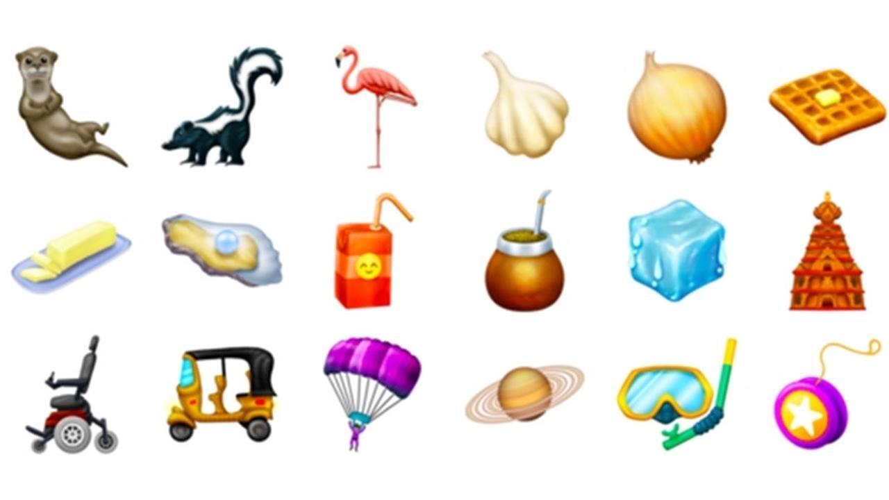 Biar Chatting Makin Menarik, Apple Hadirkan Emoji Terbaru