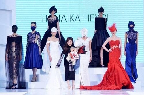 Kisah Hanaika Heydi Menjadi Seorang Fashion Designer