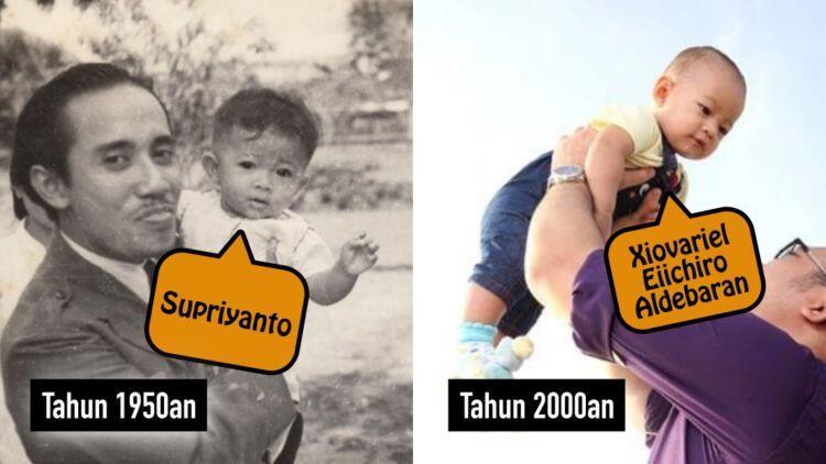 Perkembangan Tren Nama Bayi di Indonesia dari Waktu ke Waktu