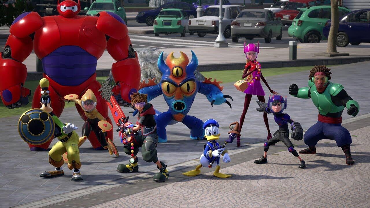 Review Game Kingdom Hearts 3 !!! Worth it kah Untuk Dibeli ???