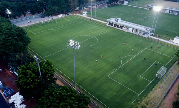 Akhirnya Merasakan Bermain Sepak Bola di Senayan