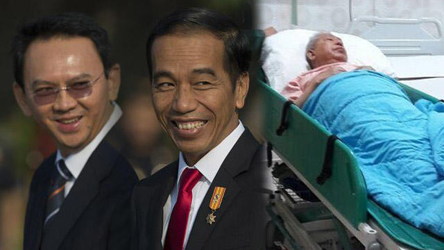 NU Yang Pertama Tinggalkan Jokowi Kalau Benar Ahok Gantikan Maruf