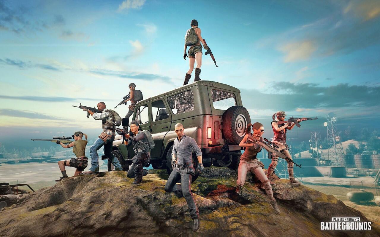 PUBG Jadi Game Terbaik 2018 Versi Steam?