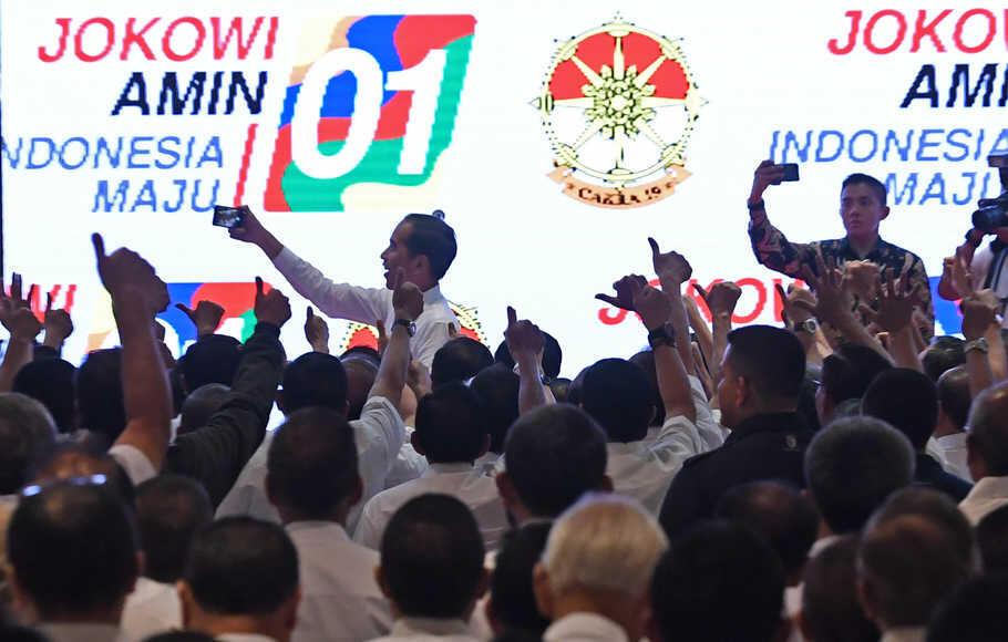 Purnawirawan Dukung Jokowi, Pengamat: Pukulan Telak bagi Prabowo