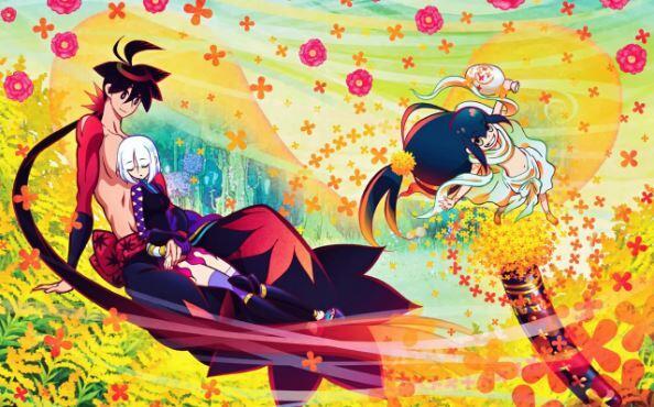 10 Anime dengan Ide Cerita Paling Unik