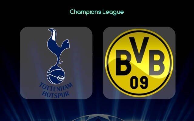 Prediksi Tottenham VS Dortmund