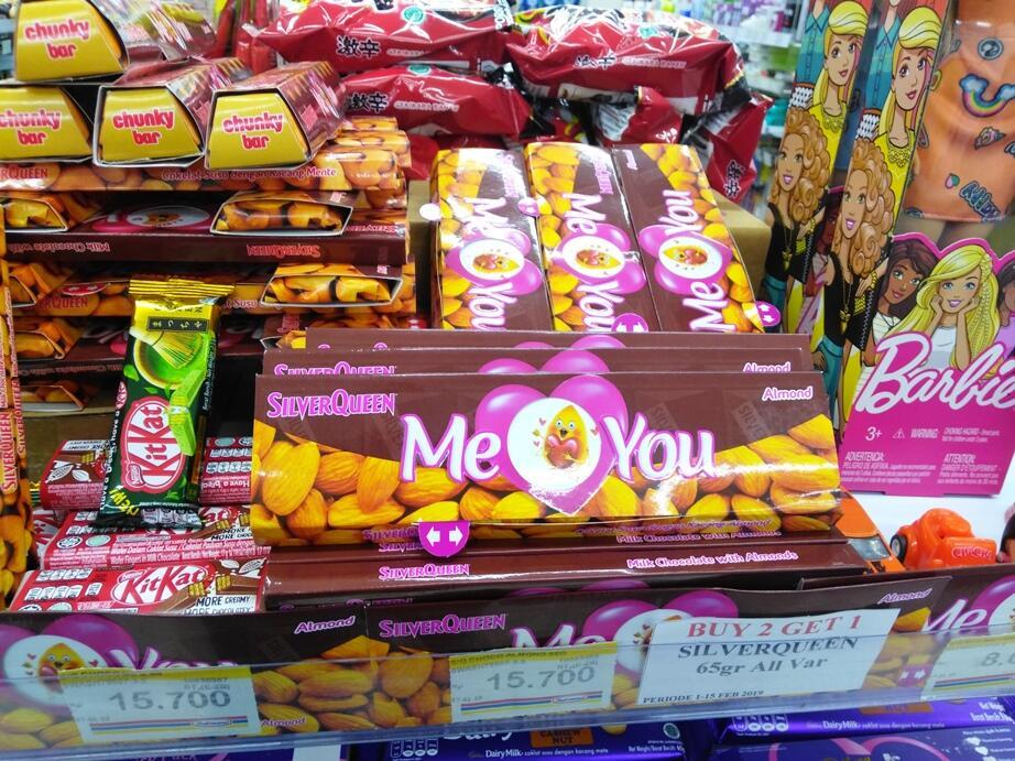 5 Alasan Cowok Tidak Pernah Memberikan Cokelat Kepada Si Cinta di Hari Valentin