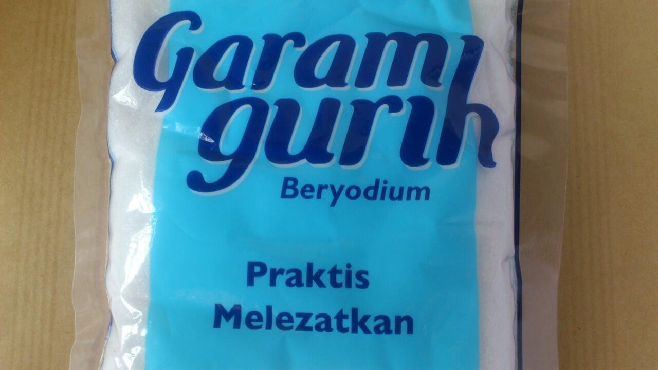 Garam Gurih, terdengar asing, tapi ada di pasaran, apakah itu?