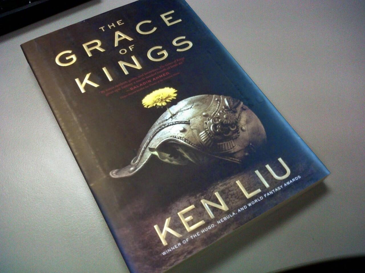 Ulasan Buku: The Grace of Kings