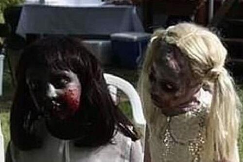 Ingin Menikah? Tapi Jangan dengan Boneka Zombie Juga Kali!