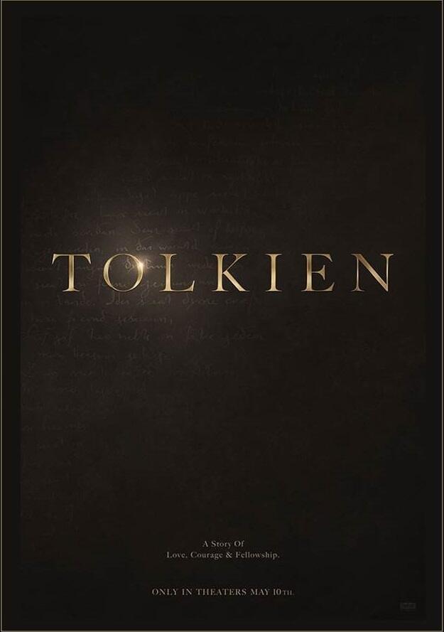 TOLKIEN (2019) | J.R.R. Tolkien's biopic | LILY COLLINS | NICHOLAS HOULT