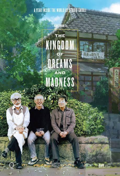 Review Film: The Kingdom of Dreams and Madness