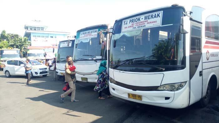 [COC]Menyiasati Tarif Bus Jakarta-Merak,Hemat Sampai 50%