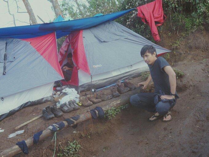 [Catper] GUNUNG MERBABU, via Suwanting, Magelang 3145mdpl