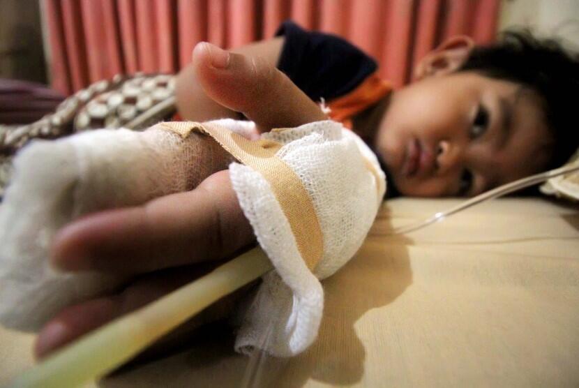 Lagi Rame Wabah Penyakit Ini Udah Menelan 160 Nyawa Melayang