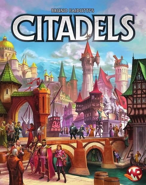 Belajar Membangun Kota Klasik dengan Bermain Citadels Board Game