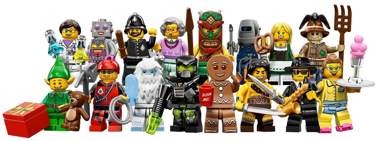 Memulai Koleksi Minifigures LEGO yuk Gan Sis!
